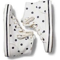 Keds x kate spade new york Double Up Hi Glitter Dot