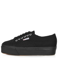 SUPERGA Canvas Sneakers - Shoe Brands - Shoes - Topshop USA