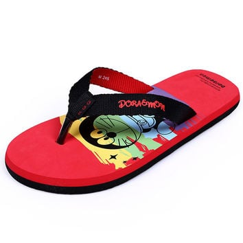 Ladies Sandals Home Anime Slippers [4918326852]