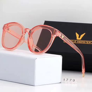 Gentle Monster Woman Fashion Summer Sun Shades Eyeglasses Glasses Sunglasses