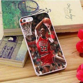 Air Jordan Basketball iPhone 5|5S|5C Case Auroid