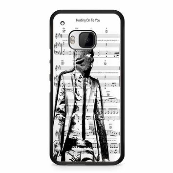 Twenty One Pilots Fan Art Tyler Joseph HTC M9 Case