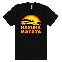 No Worries Tree of Life Hakuna Matata T