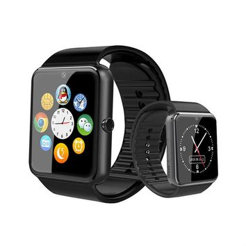 Bluetooth GT08 Touch Screen Smart Watch  For IOS iPhone Android