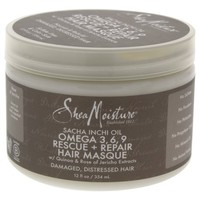 Sacha Inchi Oil Omega-3-6-9 Rescue & Repair Hair Masque - Walmart.com