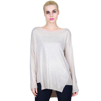 New arrival Sweater Women Flat knitted Regular Thin pullover Sweater O-neck Women Sweaters and Pullovers regular sleeve SW805