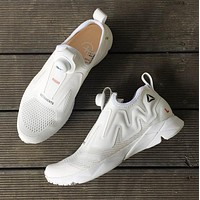 Best Online Sale Vetements x Reebok Pump Supreme Engine Black White Fashion Shoes Snea