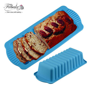 Bread Loaf Pans Silicone Rectangle Shape Baking Tools