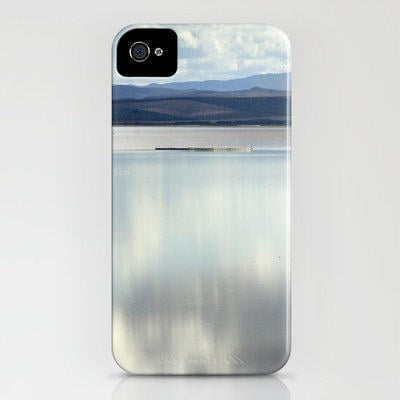 Magical waters at the lake iPhone Case by Guido Montañés | Society6