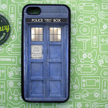 Doctor Who Tardis iPhone 5 / 5s case
