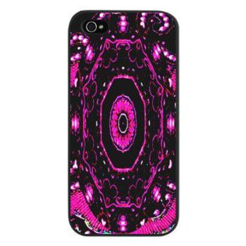 Pink Abstract Jewels iPhone 5 Case> Pink Abstract Jewels> All Kinds of Cases
