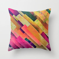ryys abyyv Throw Pillow by Spires