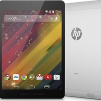 HP 8 G2 Android Tablet (Refurbished)