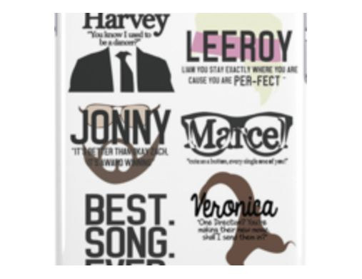 Best Song Ever Characters