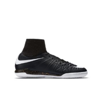 Nike Jr. HypervenomX Proximo Street  Boys' Indoor/Court Soccer Shoe