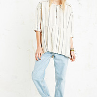 Free People Stitched Up Sally Blouse - Urban Outfitters