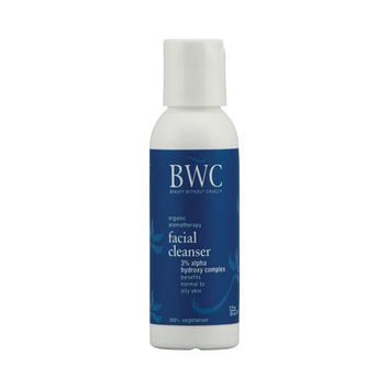 Beauty Without Cruelty Facial Cleanser Alpha Hydroxy Complex (1x2 Fl Oz)