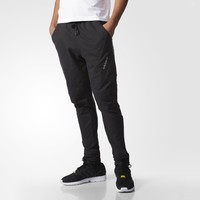adidas Street Modern Sweat Pants - Black | adidas US