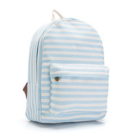 Lovely Cute Korean Canvas Backpack = 4887626948