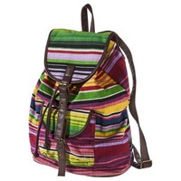 Mossimo Supply Co. Printed Stripe Backpack - Multicolored