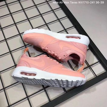 Nike Air Max 87 v2 Tavas WX1710-241 PINK Women Running Shoes