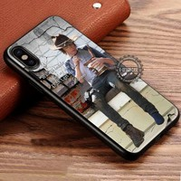 The Walking Dead Carl Grimes iPhone X 8 7 Plus 6s Cases Samsung Galaxy S8 Plus S7 edge NOTE 8 Covers #iphoneX #SamsungS8