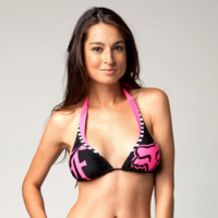 Fox Fine Lines Slide Halter Top  - Fox Racing