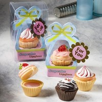 Fashioncraft Sweet Little Cupcake Design Lip Gloss (Discontinued by Manufacturer)