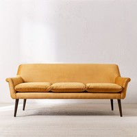 Eleanor Velvet Sofa | Urban Outfitters