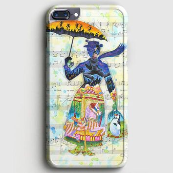 Mary Poppins Art iPhone 8 Plus Case | casescraft