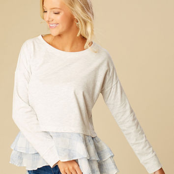 Altar'd State Aria Top - Tops - Apparel