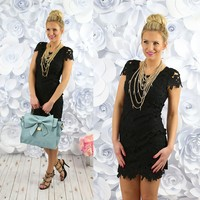 Unlimited Style Dress in Black