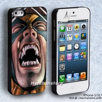 X men Wolverine Comic iPhone 5 or 5S Case