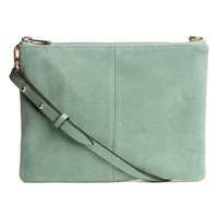 H&M Small Bag with Suede Details $24.99