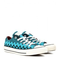 missoni x converse - chuck taylor ox sneakers