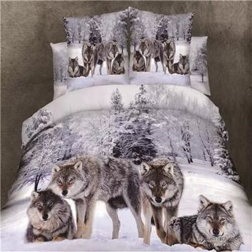The Pack 4pc Bed Set
