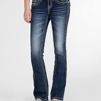 Miss Me Outseam Boot Stretch Jean