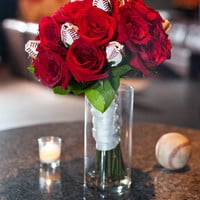 Baseball Weddings «  Sports Roses.  Your passion for sports…expressed.