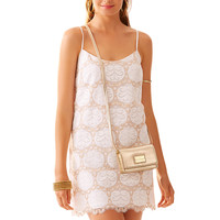 Lilly Pulitzer Dusk Lace Strappy Slip Dress