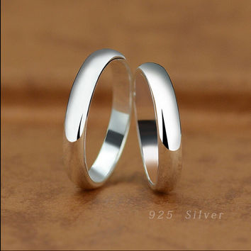 New Arrival Gift Jewelry Couple Korean Stylish Shiny Ring [8171782215]