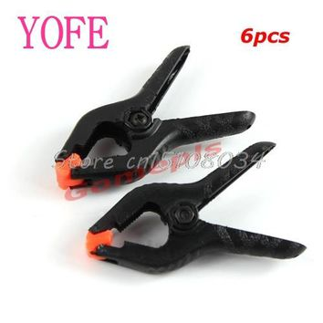 Plastic  Micro  Spring  Clamps  Tools  Clips