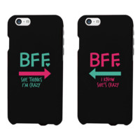 Mint Pink Arrow Phone Cases