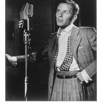 Frank Sinatra (with microphone)