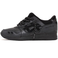 'Mamba Pack' Gel-Lyte III Sneakers Black / Black