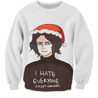 "Kylo Ren - ""I hate everyone (Except Grandpa)"""