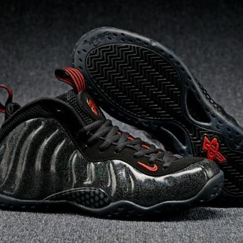Air Foamposite One Black Sneaker Shoes 36-47