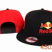 Red Bulls Snapback Cap Online Outlet Store | IsHalfPrice.com