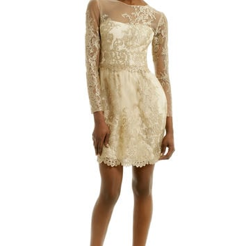 Marchesa Notte Astor Dress