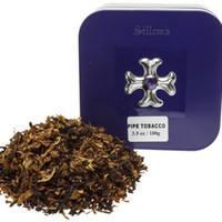 Sillem's Blue Pipe Tobacco Tin - 100g