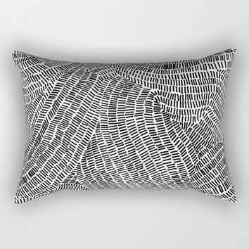 Aimless Rectangular Pillow by duckyb